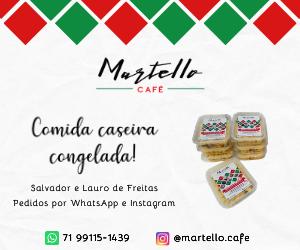 Martelo Café Mobile 300