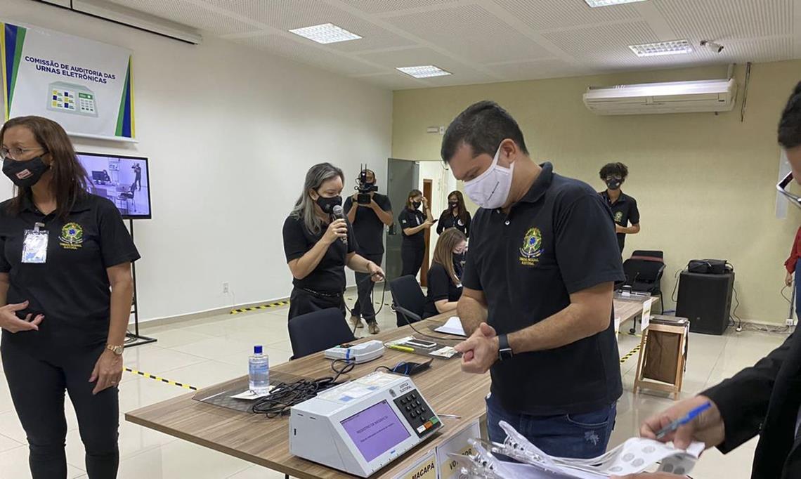 Foto: TRE/Amapá