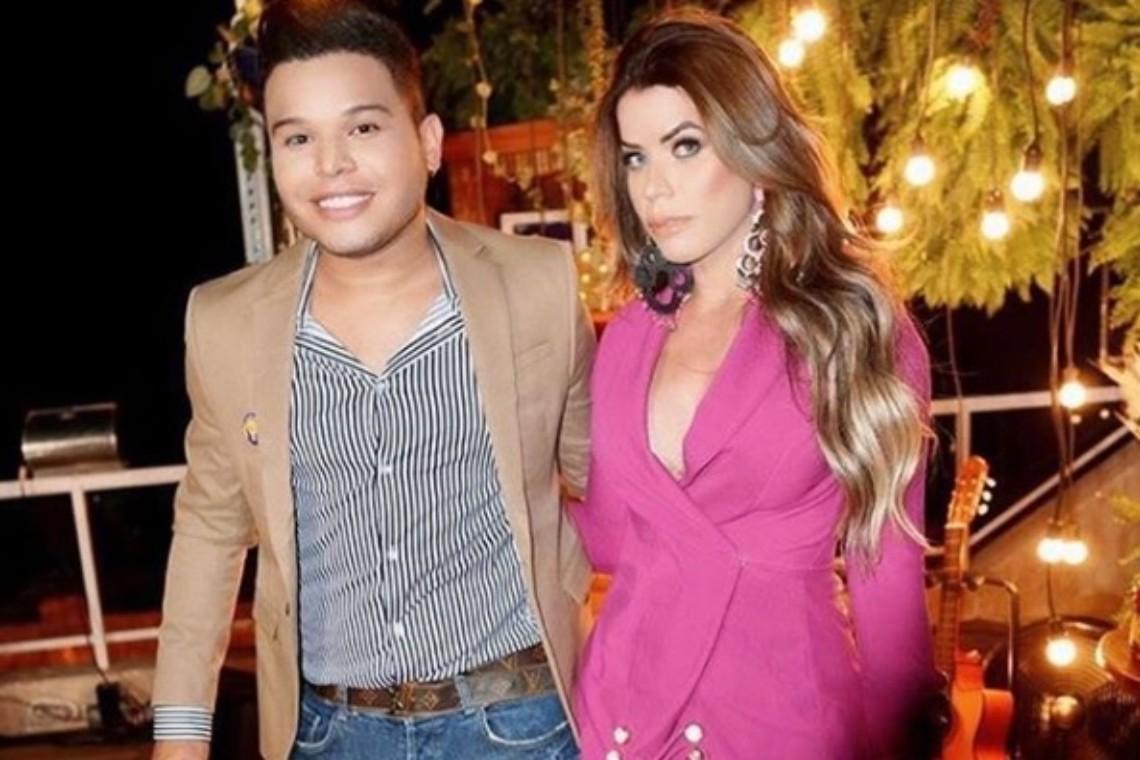 Chega ao fim casamento de Tierry e Lorena Allveis, diz jornalista